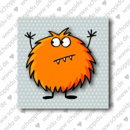 Zappelmonster orange
