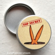 Minidose - Bunny Top Secret
