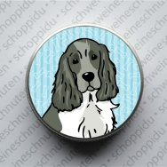 Minidose - Spaniel Black and White