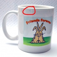 Friends Forever - Bunny #1